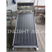 Stainless Steel Compact Pressurized Flat-Plate Thermo Solar Water Heater with 100L capacity