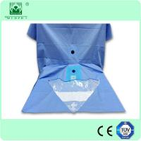 Wholesale Disposable nonwoven sterile Surgical Urology Drape With Finger-co from china suppliers