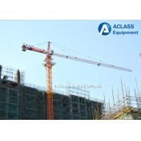 Wholesale Safety 38m Jib Hammerhead Tower Crane 3 Ton for Lifting Construction from china suppliers