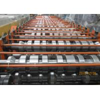 Wholesale CE Customized Two Profile Panel Double Layer Roll Forming Machine for US Customer from china suppliers