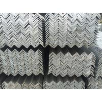 Wholesale Building Material Paint Coating Mild Steel Angle Iron / Angle Bar GB Q235B Q345B for construction material from china suppliers