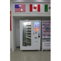 Wholesale School Airport Automated retail Products Food Vending Machines Vendors from china suppliers