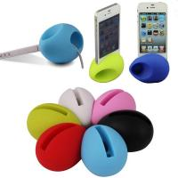 Wholesale Egg shaped phone stand / amplifier/speaker from china suppliers
