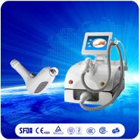 Wholesale Portable IPL RF Beauty Equipment 808nm Diode Laser Hair Remove For Bikini Line from china suppliers
