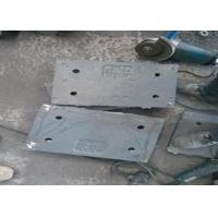 Wholesale Residual Austenite Ni Hard Liners / Wear Resistant Casting from china suppliers