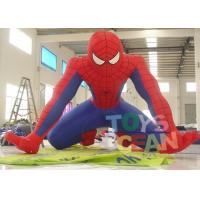 Wholesale Giant Advertising Balloon Inflatable Spiderman Model For Event Parade Promotion from china suppliers