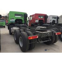 Wholesale Capacity 25 - 40 Tons Cargo Truck Chassis SINOTRUK HOWO ZZ1257N4641W TR691 Tyre from china suppliers
