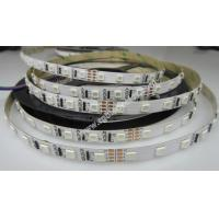 Wholesale DC24V 60LED/M 10MM PCB 5050 RGB Multicolor Constant Current Flex LED Strip Light from china suppliers