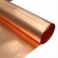 Wholesale Copper Foil, Used for PCB Field, Temper of O, 1/4, 1/2H and H from china suppliers