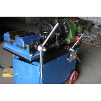 Wholesale Three Phase Rebar Chaser Threading Machine P2.0 - P3.5 Chaser Pitch Simple Operation from china suppliers