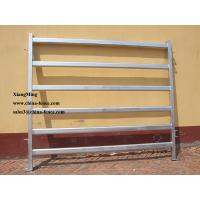 Wholesale livestock fencing round pen panels livestock panels for sale cattle corrals from china suppliers