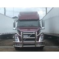 China American Truck Body Parts Stainless Steel Grille Guard For Freightliner Cascadia on sale