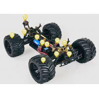 Wholesale Remote Control Big RC Monster Trucks 1/10 Th Two Channel Somersault from china suppliers