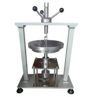 Wholesale Steel Pressure IEC 60884-1 Figure 8 Compression Test Equipment By Manual Operation from china suppliers