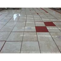 Buy cheap Calista Cream Marble Laminated Tiles/Composite Marble Tiles/Beige Marble Tiles/Marble tile from wholesalers