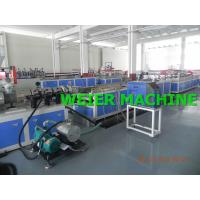 Wholesale 250mm Wood Plastic Composite WPC Extrusion Machine Anti-corrosion from china suppliers