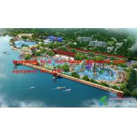 Wholesale Water Amusement Park Planning Design 30000 Square Meters Aquasplash from china suppliers