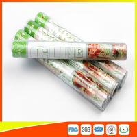 Food Packing PE Cling Film For Household , Kitchen Plastic Wrapping Film