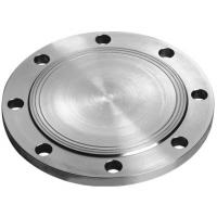 Wholesale ASTM / DIN / GB Stainless Steel Flanges Blind SS304 , SS316L For Whater System from china suppliers