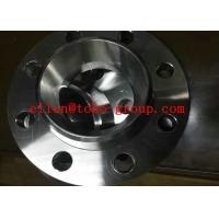 Quality Forged Stainless Steel Flanges ASME B16.5 ASTM A182 F53 SORF Flange DN20 CL150 for sale