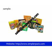 Wholesale Direct Factory Automatic Zip-lock  Pre-made Bag Granules Packaging Machine Made in China from china suppliers