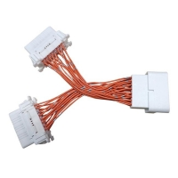 Wholesale Vehicle Cable For Integrated Circuit OBD2  16 Cores Electric from china suppliers