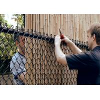 Wholesale vinyl chain wire fence for sale supplier china from china suppliers