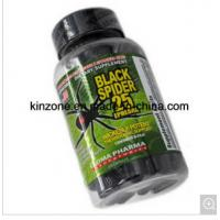 Buy cheap Herbal Black Spider Slimming Capsule Weight Loss Diet Pills Capsule Weight Loss Diet Pills from wholesalers