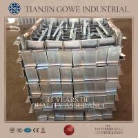 Wholesale Commonly Used Adjustable Jack Base With Silver Painted ERW Pipe from china suppliers