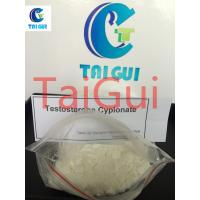 Wholesale Testosteron Cypionate Test Cyp White Steroid Powder CAS No: 58-20-8 from china suppliers