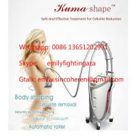 Wholesale body sculpting liposuction therapy cellulite RF Kuma shape/ Body Cavitation Vacuum Shaping/ laser slimming from china suppliers