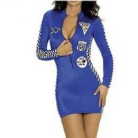 Wholesale Halloween costumes holloweenparty costume blue sexy charming costumes from china suppliers