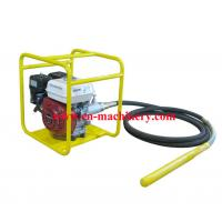 Wholesale Customized Protable 10HP Manual Start Diesel Concrete Vibrator For Construction Work from china suppliers