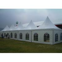Wholesale Customized Size High Peak Pagoda Tent For Wedding Party / Exhibition Activities from china suppliers