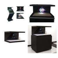 55 Inch Virtual Projection 3D Holographic Display 270 Degree With Android System