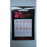 Wholesale Jewellery  halloween nail decal / Diamonds nail decal for ladies from china suppliers