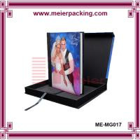Wholesale Professional magnetic closure colorful carton box/Album photo gift box ME-MG017 from china suppliers