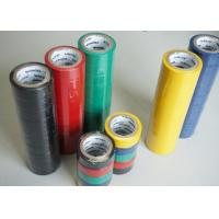 Wholesale Colorful PVC Electrical Insulation Tape , Heat Shield Tape For Wires And Cables from china suppliers