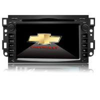 Buy cheap Chevrolet Captiva GPS Navigation With Android Double Din DVD Audio Radio CVE-7061GD from wholesalers