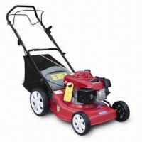 Wholesale Gasoline Lawn Mower with 16/18/20 Inches Width, Real Discharge and Hand Push from china suppliers