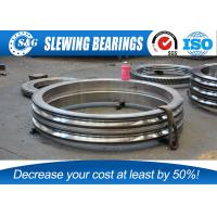 Wholesale Low Vibration Slew Bearing Crane , Ladle Turret High Precision Bearings from china suppliers