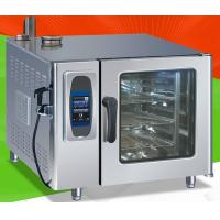 Wholesale 6 Tray Commercial Kitchen Equipments Touch Panel Visual Operation 12.5KW/380V from china suppliers