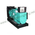 130KW DCEC Cummins Diesel Generator Set
