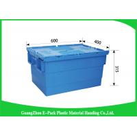 Quality Agriculture Plastic Storage Containers With Lids , Customized Big Plastic Storage Boxes for sale