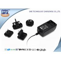 Wholesale Wall Mount EU UK US AU Plug 12V 2A 24W AC DC Power Adapter With Indicator Light from china suppliers