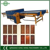 Buy cheap Vacuum press machine for PVC film door from wholesalers