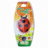 Buy cheap Car Vent Breathable Fragrance Air Fresheners, Beetle-shaped from wholesalers