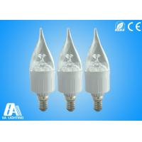 Wholesale High Power Decorative Dimmable White Candle Shaped Light Bulbs Candle Light Led Bulbs from china suppliers