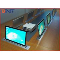 Wholesale Electrical Integrated Desktop Monitor Lift With 15.6 Inch Touch Screen from china suppliers