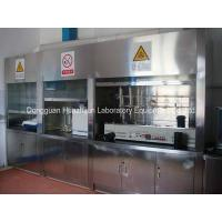 Wholesale Customized 304 SS Lab Exhaust With Hood Remote Control / Valve Cup Sink from china suppliers